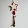 Hockey Star Personalizable Ornament