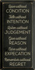 9x18 Black board with Cream text  Love without CONDITION Talk without INTENTION Listen without JUDGEMENT Give without REASON Care without EXPECATION Remember without REGRET