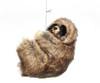 A - Plastic Sloth Ornament 4in.