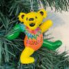 Grateful Dead Bears Ornament 3in.