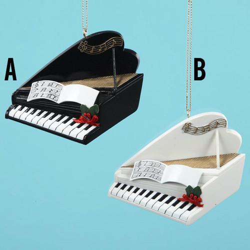 Piano ornament gift for piano player piano player gift Personalized piano ornament gift for piano teacher