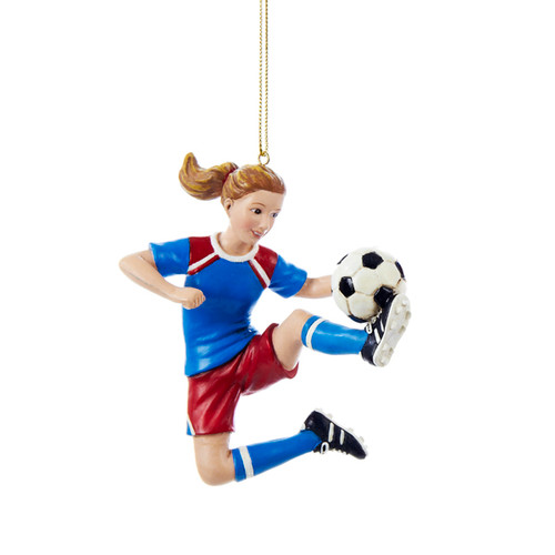sport ornaments ornaments for sports players athlete ornament ornament for athlete gift for athlete soccer  soccer ornament  soccer girl ornament