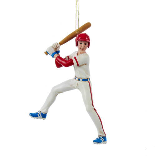 Baseball Boy Personalized Ornament 5.5 inch sport ornaments ornaments for sports players athlete ornament ornament for athlete gift for athlete baseball ornament  baseball boy ornament