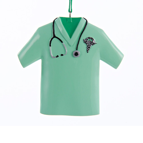 Nurse Personalized Ornament