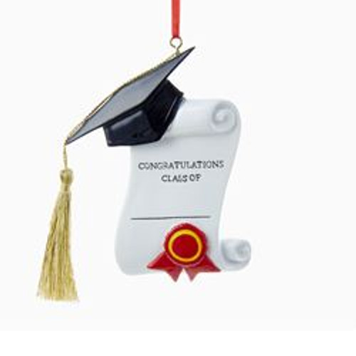 Graduation Personalized Ornament