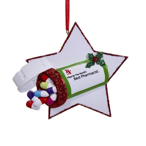 pharmacist ornament  ornament for pharmacist  best pharmacist Personalized Pharmacist ornament