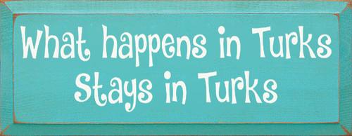 CUSTOM What happens in Turks Stays in Turks 7x18