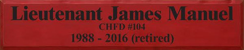 CUSTOM Lieutenant James Manuel 10x48