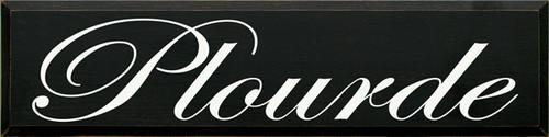 CUSTOM Plourde 9x36