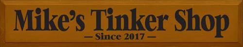 CUSTOM Mike's Tinker Shop 7x36