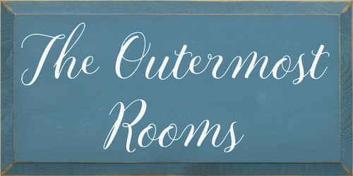 CUSTOM The Outermost Rooms 18x9