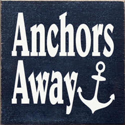 CUSTOM Anchors Away 7x7