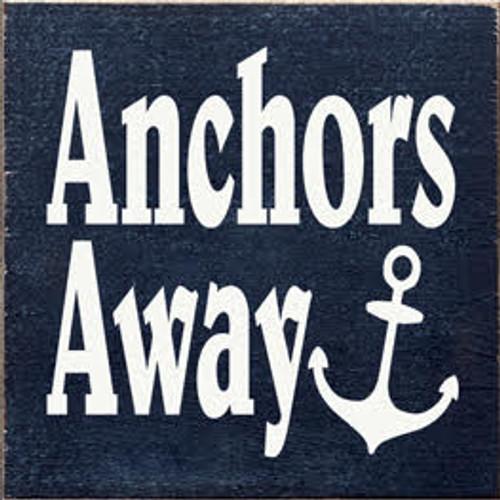 CUSTOM Anchors Away 7x7