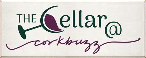 CUSTOM The Cellar @ Corkbuzz 50x20