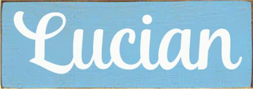 CUSTOM Lucian 10x3.5