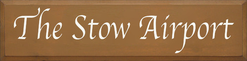 CUSTOM The Stow Airport 36x9