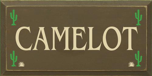 CUSTOM Camelot 9x18