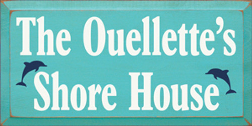 CUSTOM The Ouellette's Shore House 9x18