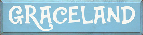 CUSTOM Graceland 9x36
