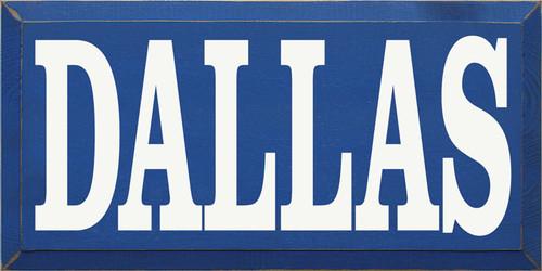 CUSTOM Dallas 9x18