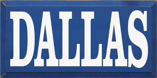CUSTOM Dallas 9x18