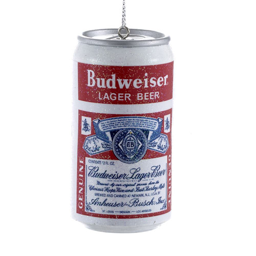 Budweiser Can Vintage Ornament