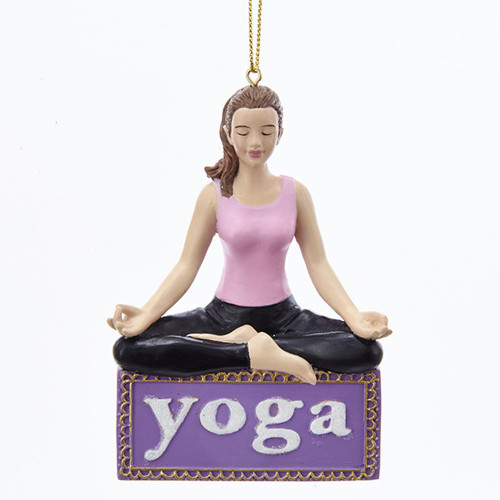 Yoga Woman  Girl Ornament Namaste  Meditate