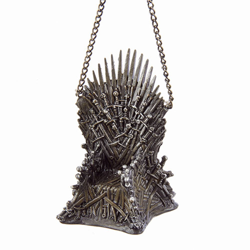 "3"" Game Of Thrones Iron Throne Sword Ornament Iron Throne Figurine"