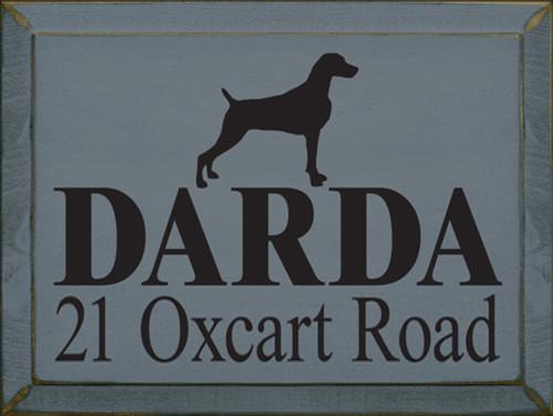 CUSTOM Darda 9x12