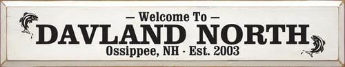 CUSTOM Welcome To Davland North 7x36
