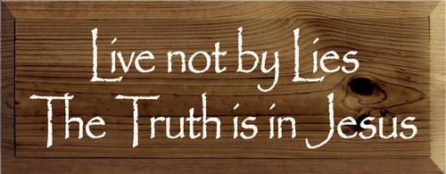 CUSTOM Live not by Lies... 7x18