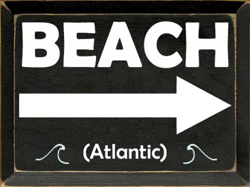CUSTOM Beach (Atlantic) 9x12