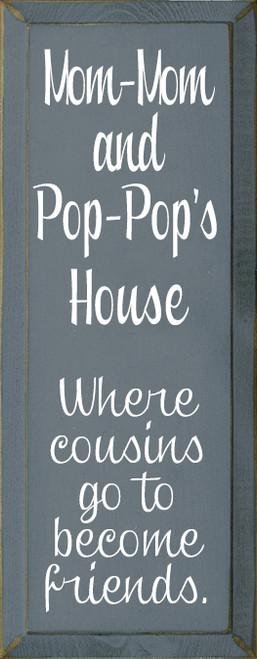 CUSTOM Mom-Mom and Pop-Pop's House 7x18