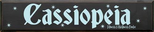 CUSTOM Cassiopeia 10x48