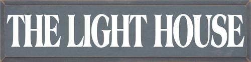 CUSTOM The Light House 9x36