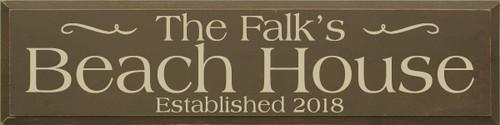 CUSTOM The Falk's 9x36