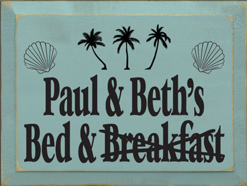 CUSTOM Paul & Beth's 9x12