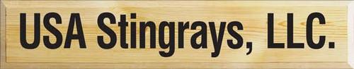 CUSTOM USA Stingrays, LLC.