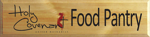 CUSTOM Food Pantry 9x36