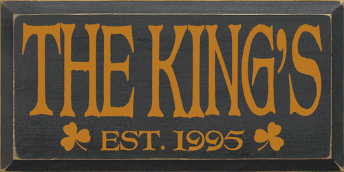 CUSTOM The Kings 9x18