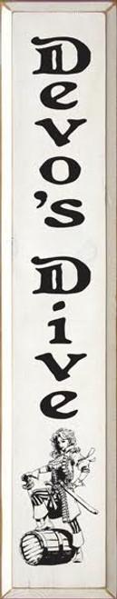 CUSTOM Devo's Dive 7x36