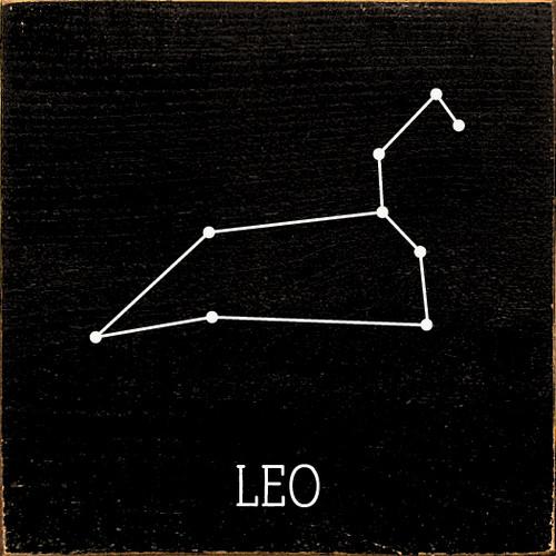 "Leo ""The Lion"" Constellation"