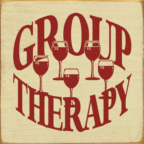 Wine GROUP THERAPY