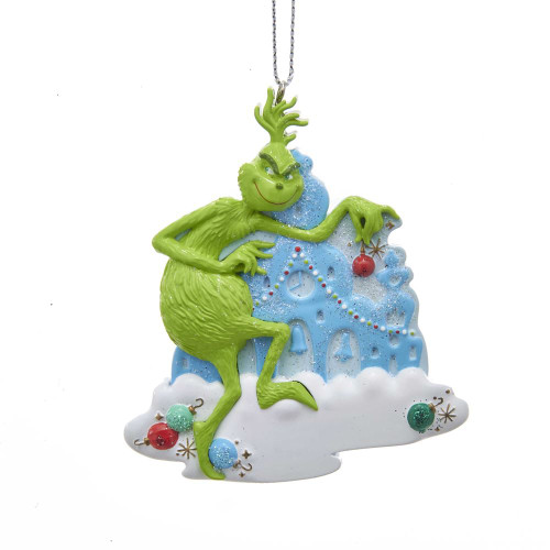 The Grinch™ Stealing Decorations Ornament For Personalization