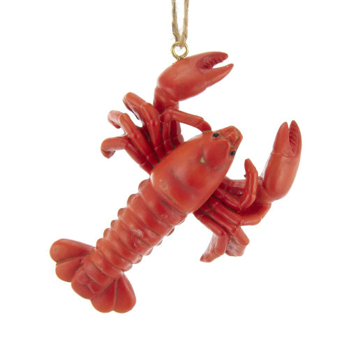 Red Lobster Ornament