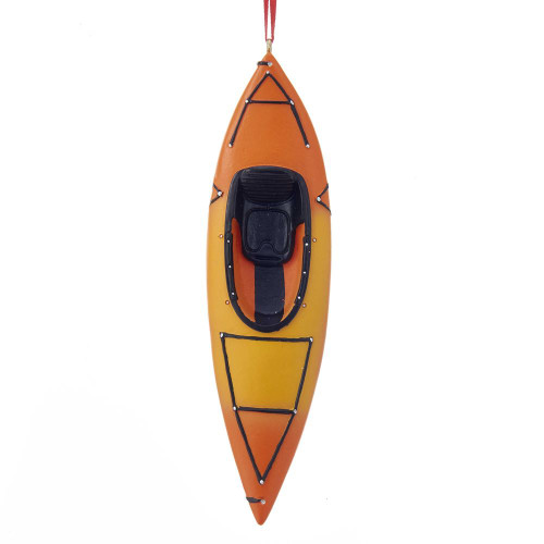 Resin Kayak Ornament