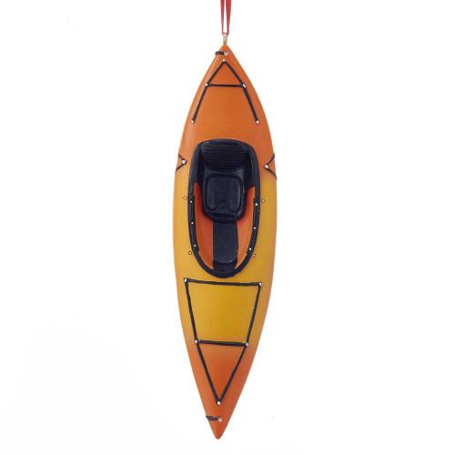Resin Kayak Ornament