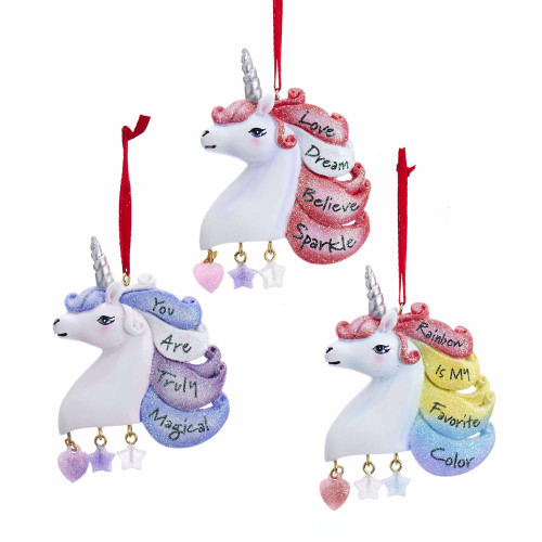 Mystical Glitter Unicorn Set
