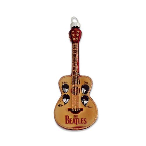 The Beatles Guitar Ornament