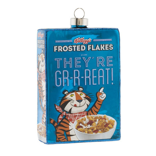 Kellogg's Frosted Flakes™ Vintage Cereal Box Ornament